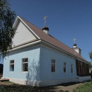 Свято-Покровский храм с.Красноусольский